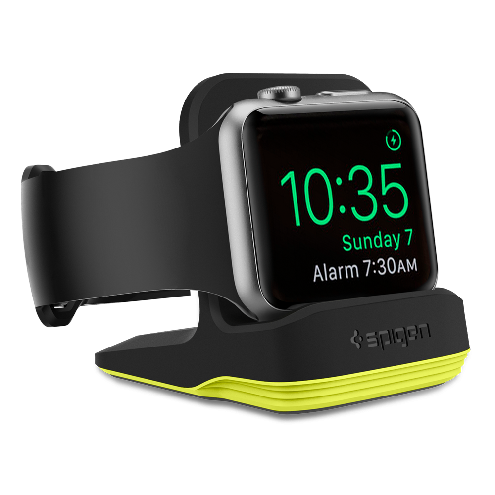 Spigen Apple Watch Stand S350 Volt Black