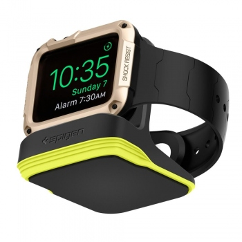 Spigen Apple Watch Stand S350 Volt Black