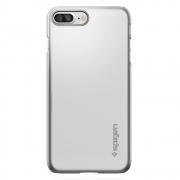 Spigen Thin Fit Case for iPhone 7 Plus / 8 Plus satin silver