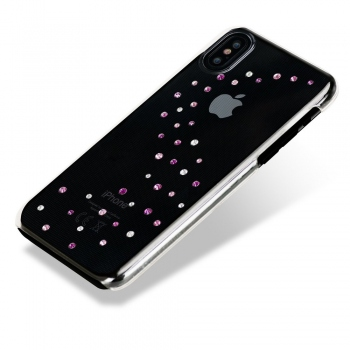 Bling My Thing Milky Way Rose Sparkles kryt pro iPhone X