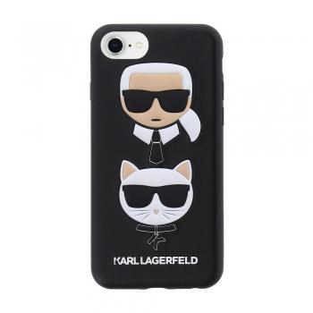 Karl Lagerfeld & Choupette kryt pro iPhone 8/7