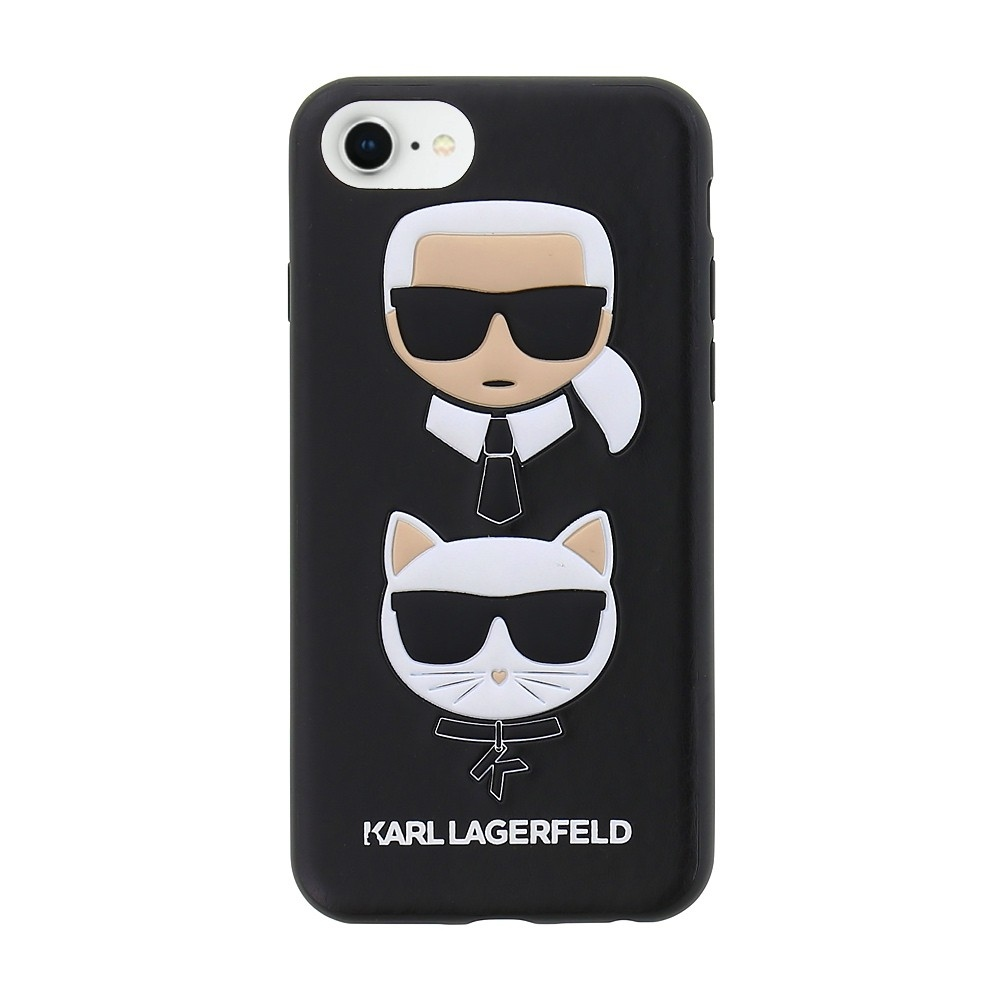 Karl Lagerfeld & Choupette Case for iPhone 8/7