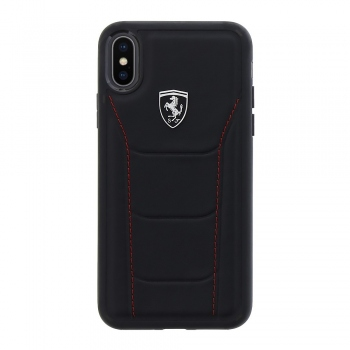 Ferrari Heritage 488 Leather kryt pro iPhone Xs / X