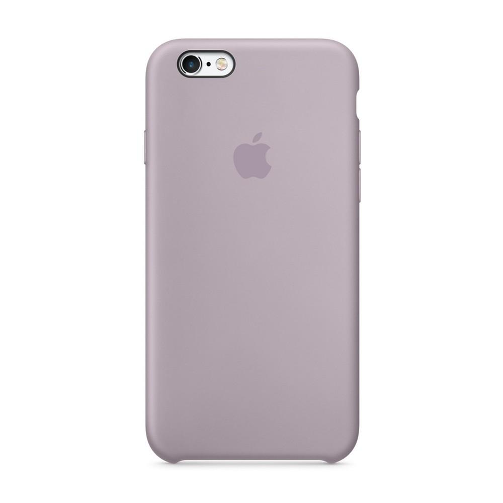 Pouzdro Apple iPhone 6s Silicone Case Lavender