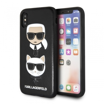 Karl Lagerfeld & Choupette Iconic kryt pro iPhone X