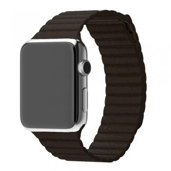 Kožený řemínek pro Apple Watch 42mm / 44mm