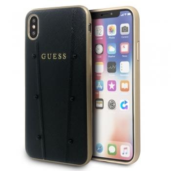 Guess Kaia kryt pro iPhone Xs Max - černý