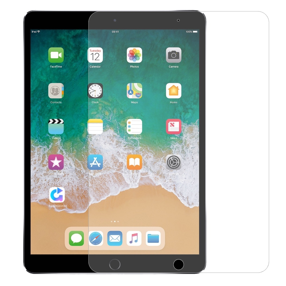 Tactical Tempered Glass for iPad Pro 10,5""
