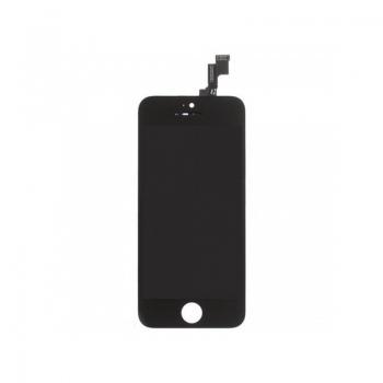 Kompletní LCD panel - displej pro Apple iPhone SE / 5S - černý
