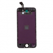 LCD with digitizer for iPhone 6 - black