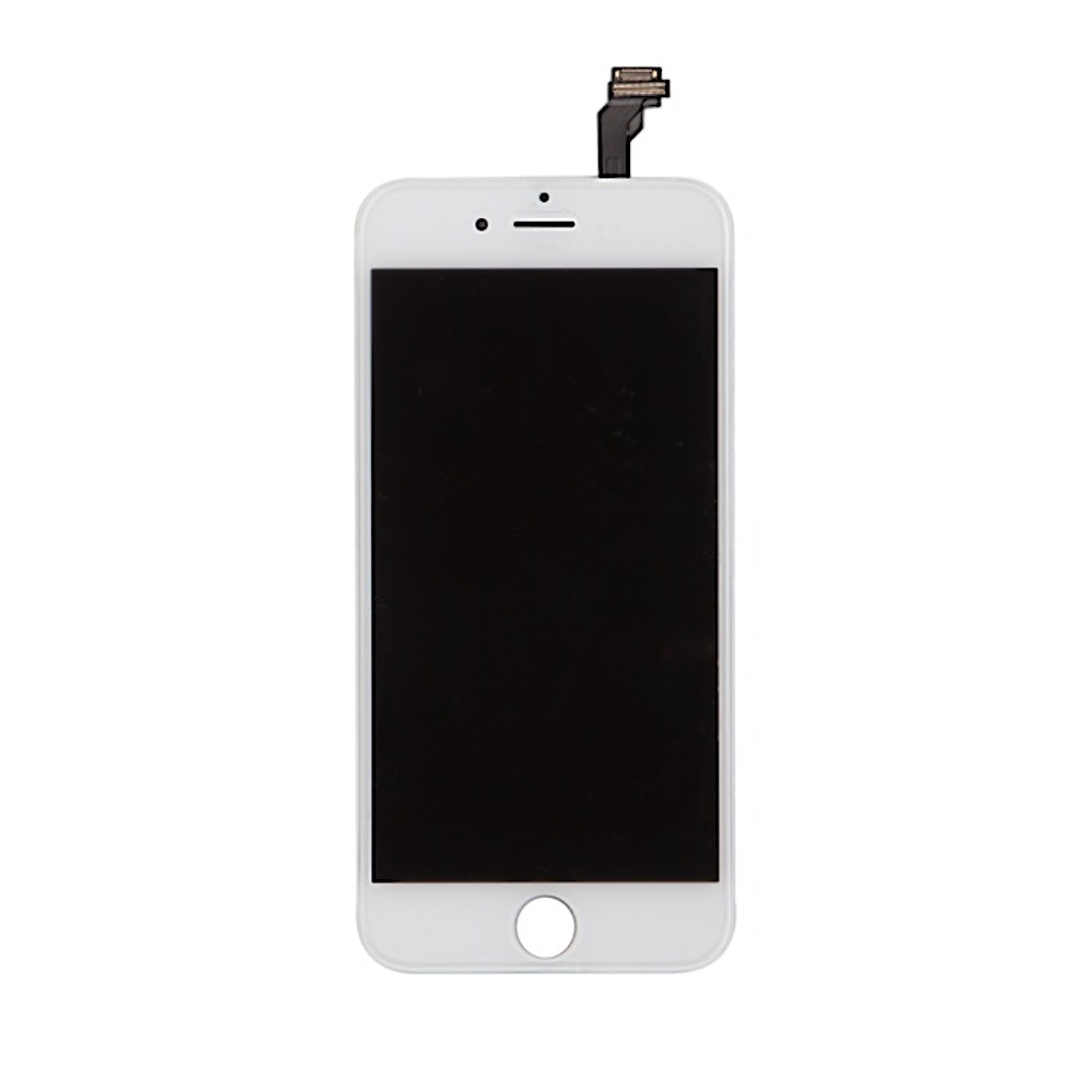 LCD with digitizer for iPhone 6 - white