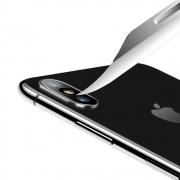 USAMS Camera Lens Glass Film - tvrzené sklo na kameru pro iPhone Xs Max