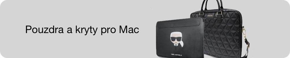 Pouzdra a kryty na MacBook